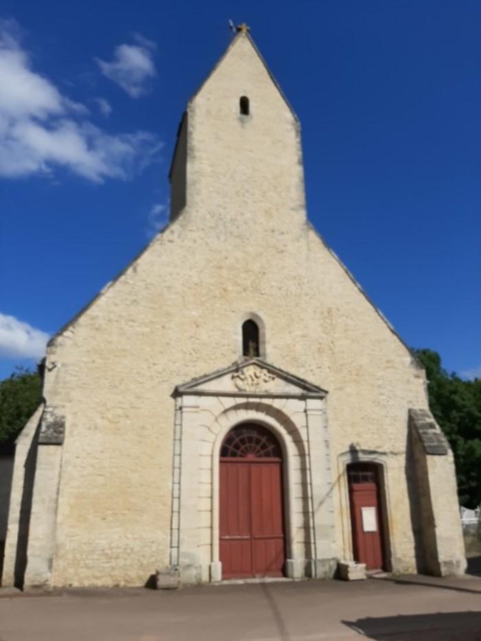 Journées du patrimoine 2020 - Visite libre de l'église St Cyr et Ste Julitte et expositions