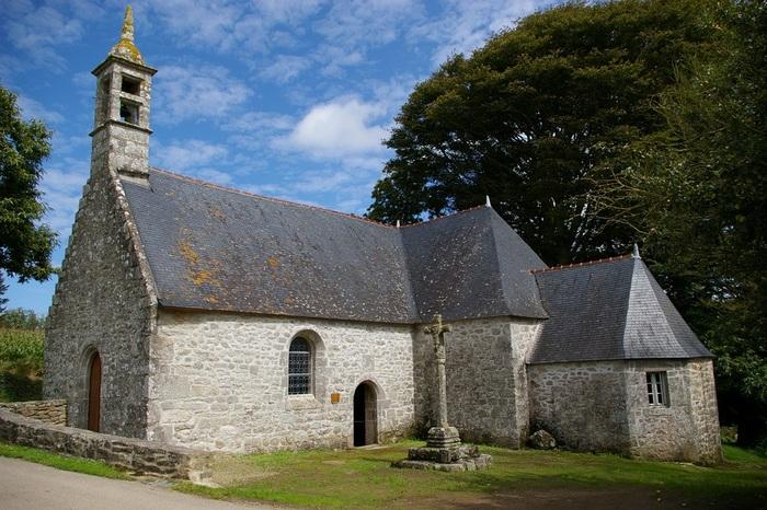 Journées du patrimoine 2020 - Visite de la chapelle de Saint They