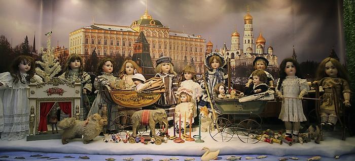 Journées du patrimoine 2020 - Visite libre du musée de la Poupée et du Jouet Ancien de Wambrechies