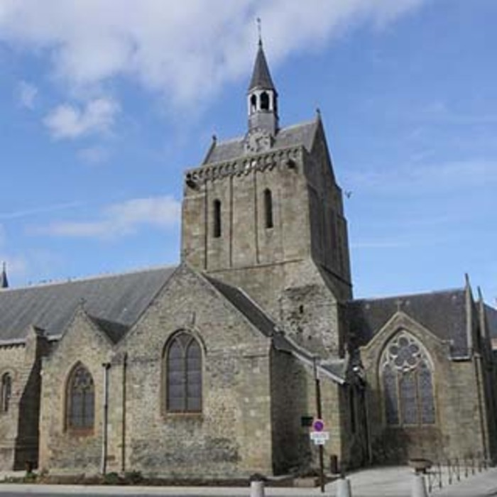 Journées du patrimoine 2020 - Visite libre de l'église Notre-Dame de Pontorson