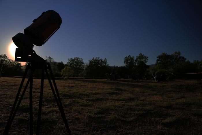 Journées du patrimoine 2020 - Observation du ciel étoilé