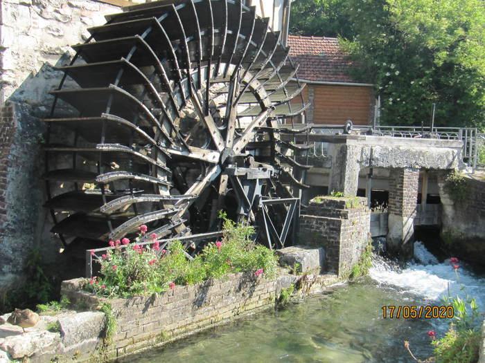 Journées du patrimoine 2020 - Exposition de peintures au moulin