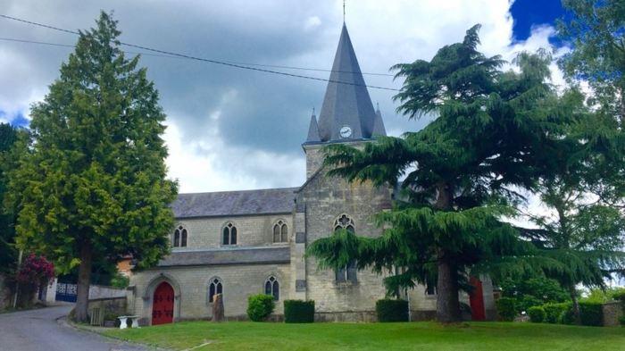 Journées du patrimoine 2020 - Visite de l'Eglise Saint Medard