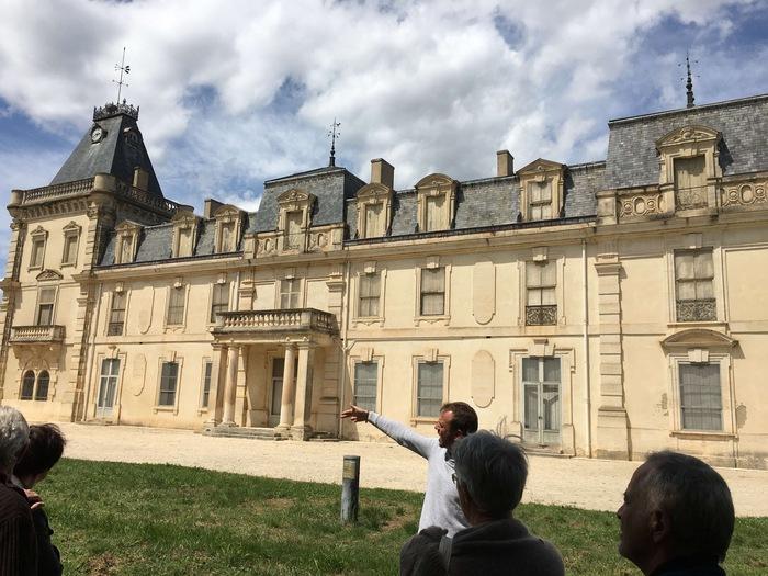 Journées du patrimoine 2020 - Visite libre des extérieurs