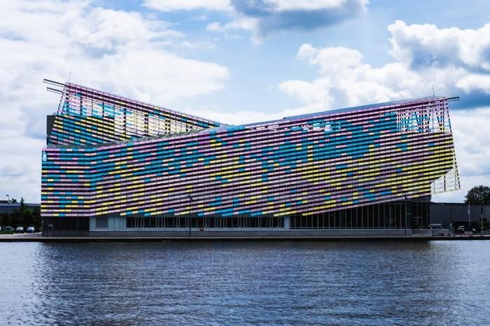 Journées du patrimoine 2020 - Visite guidée du 108, siège de la Métropole Rouen Normandie
