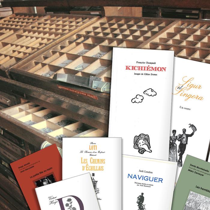 Journées du patrimoine 2019 - Les petites allées : une imprimerie typographique à l'ancienne, une maison d'édition moderne