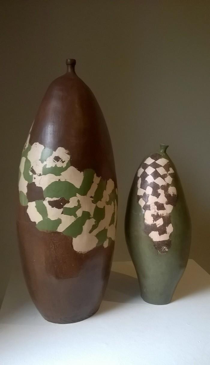 Journées du patrimoine 2019 - Céramiques de Chantal Delmas