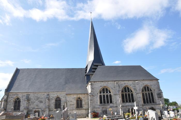 Journées du patrimoine 2020 - Visite guidée de l'eglise Saint-Pierre d'Auppegard