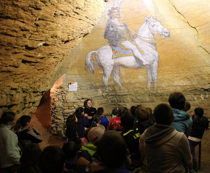 Journées du patrimoine 2020 - Visite guidée des grottes de La Balme
