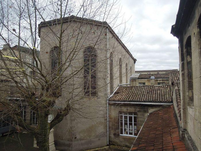 Journées du patrimoine 2019 - Découvrez le lycée du Mirail au sein d'un ancien hôtel particulier du XVIIè siècle