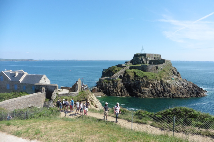 Journées du patrimoine 2020 - Visite guidée du Fort de Bertheaume
