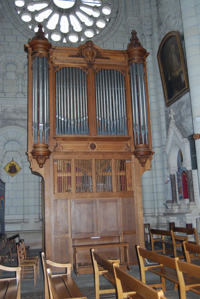 Journées du patrimoine 2019 - Concert d'orgue et art pictural