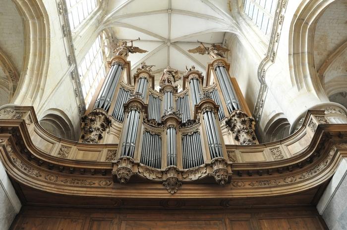 Journées du patrimoine 2020 - Visite guidée du temple Saint-Eloi et de son grand orgue