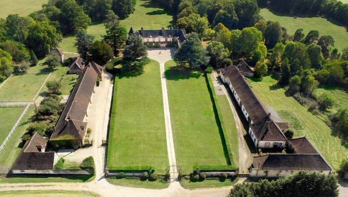 Journées du patrimoine 2020 - Visite du château de Montigny et de son parc