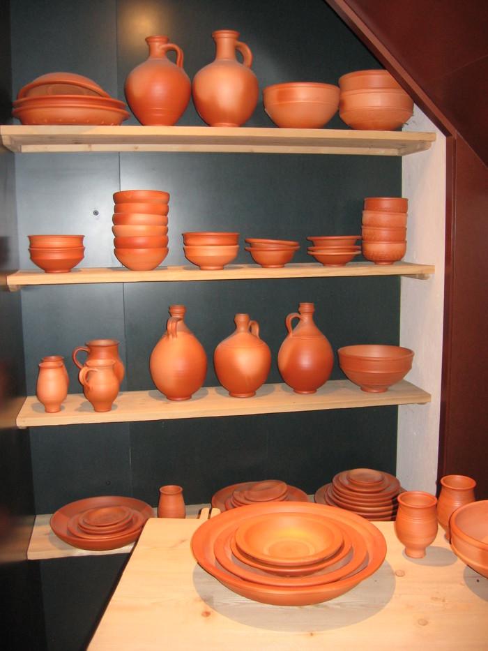 Journées du patrimoine 2019 - Atelier poterie