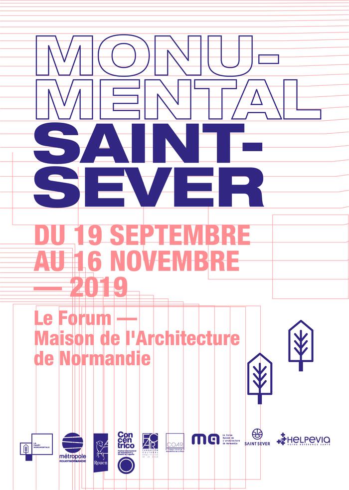 Journées du patrimoine 2019 - Exposition : Monumental Saint-Sever !