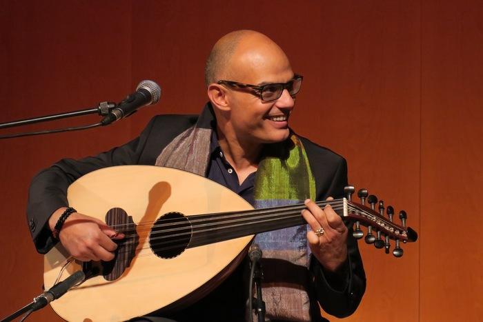Nuit des musées 2019 -Musique : Ihab Radwan + So lune