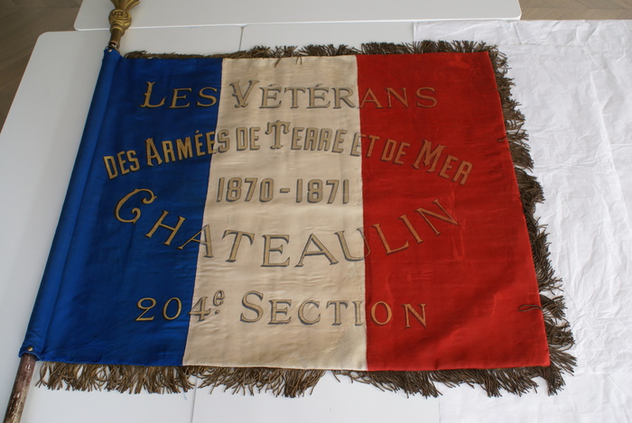 Journées du patrimoine 2020 - Visite libre, présentation du drapeau de 1870, jeu de piste, randonnée