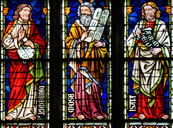 Journées du patrimoine 2020 - Les vitraux de l'église Saint-Pierre-Le-Jeune