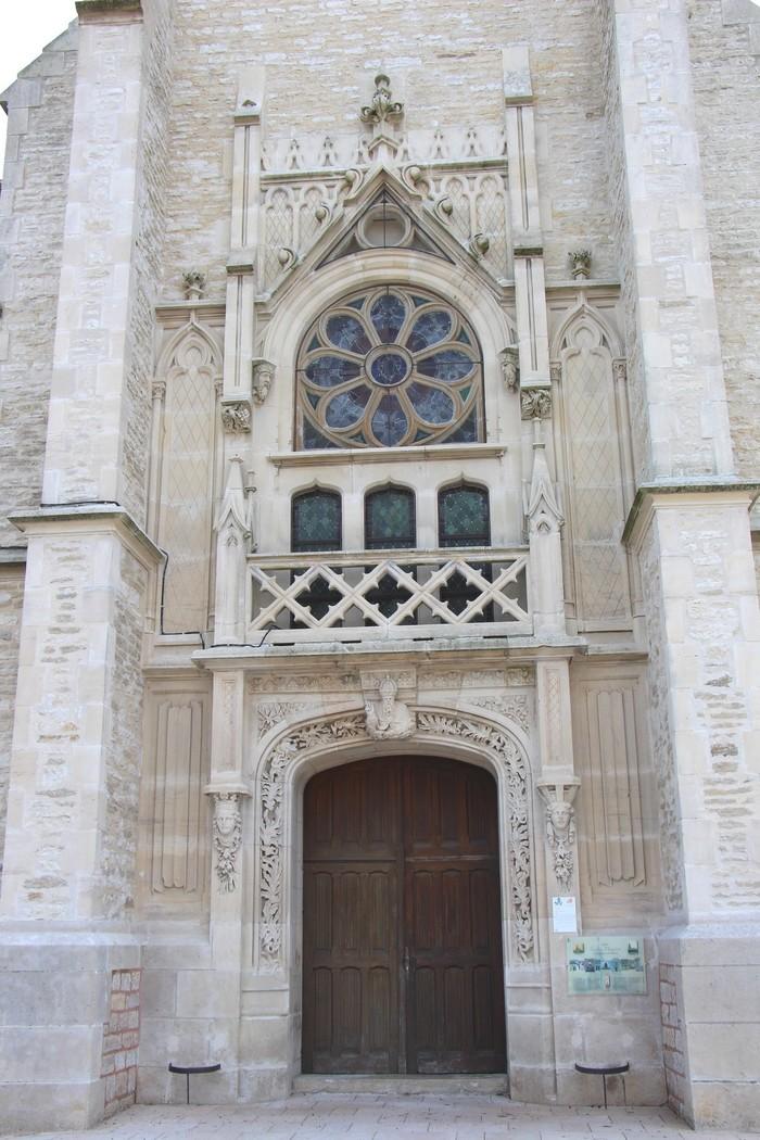 Journées du patrimoine 2019 - Visites commentées de l'église Saint-Martin