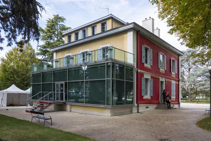 Journées du patrimoine 2020 - Visite commentée des expositions de la Villa du Parc