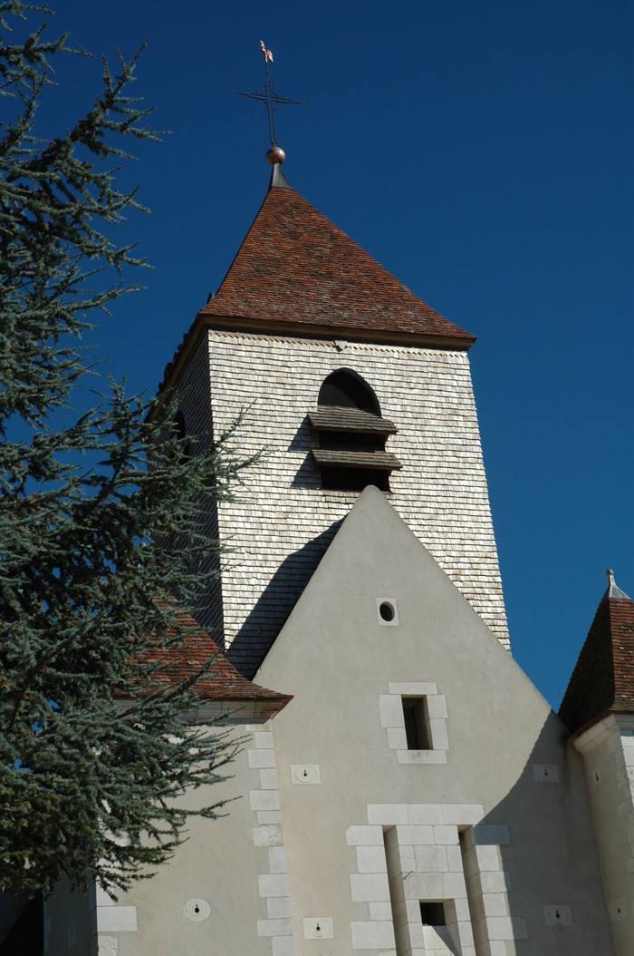 Journées du patrimoine 2019 - Visite libre église Saint Pancrace du Vieux-Migennes