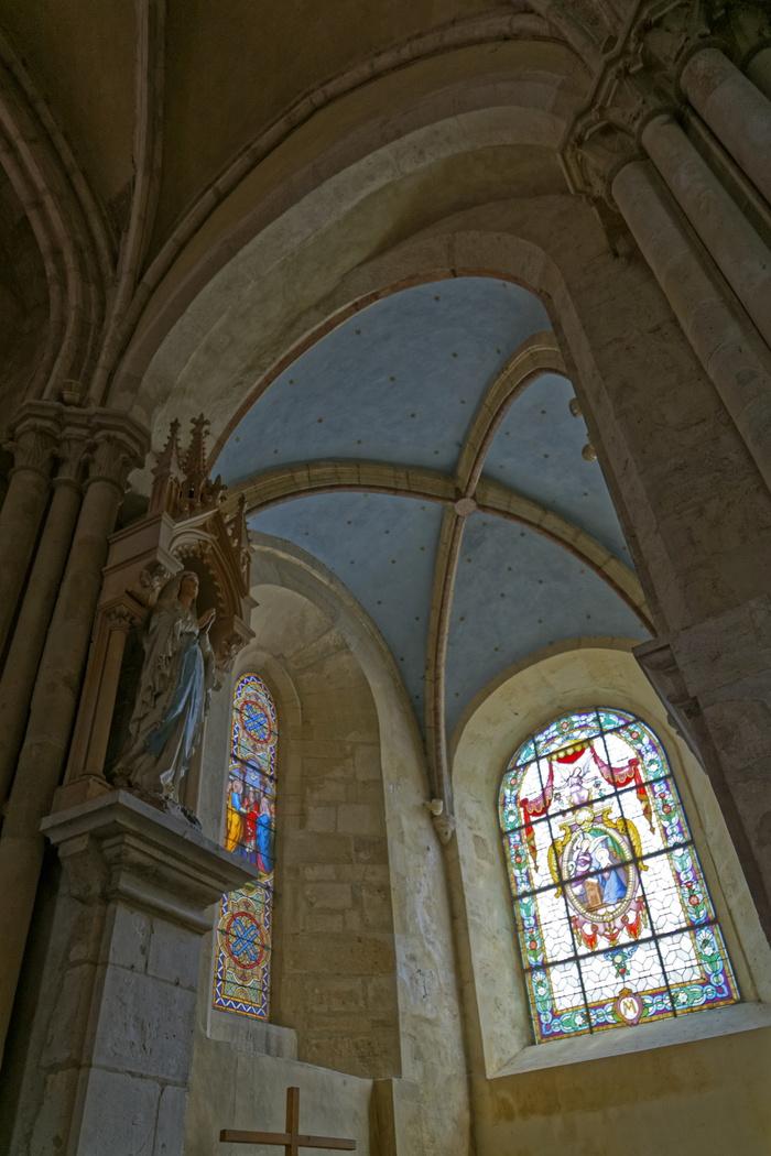 Journées du patrimoine 2020 - Visitez la collégiale Saint-Martin