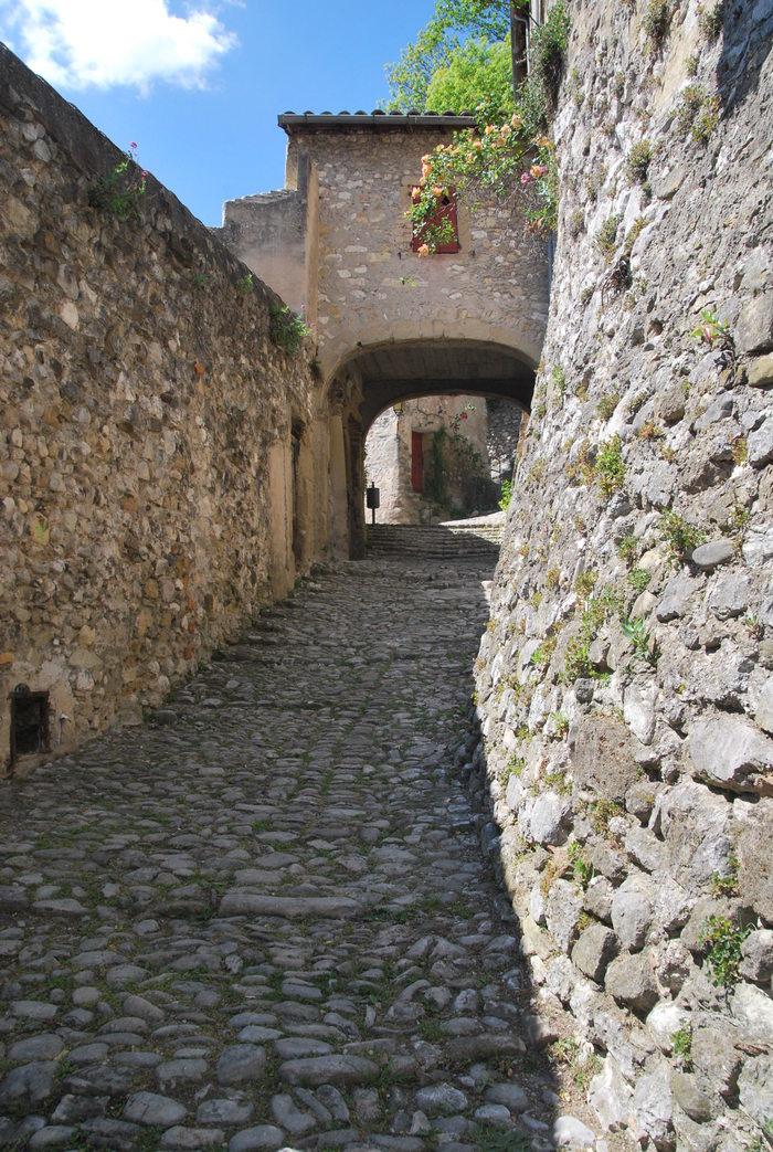 Journées du patrimoine 2020 - Visite guidée du centre ancien : Le Patrimoine de Crest