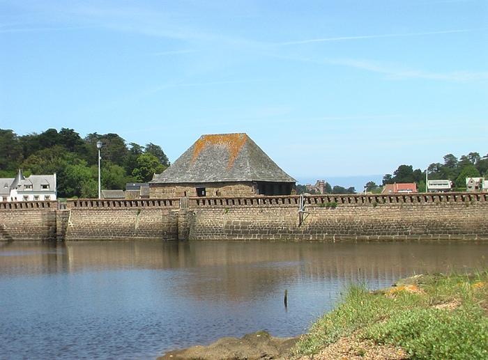 Journées du patrimoine 2020 - Visite du moulin à marée de Trégastel