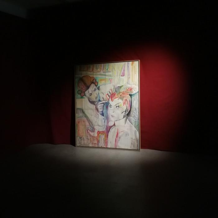 Nuit des musées 2019 -Visite à la lampe torche de l'exposition