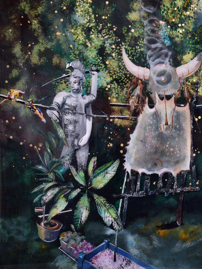 Le jardin des orgueilleux, par Muriel Rodolosse