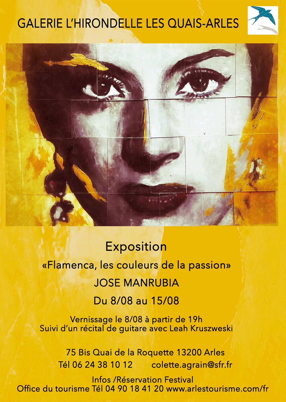 Dans le cadre de la 2e édition du Festival Flamenco d'Arles.