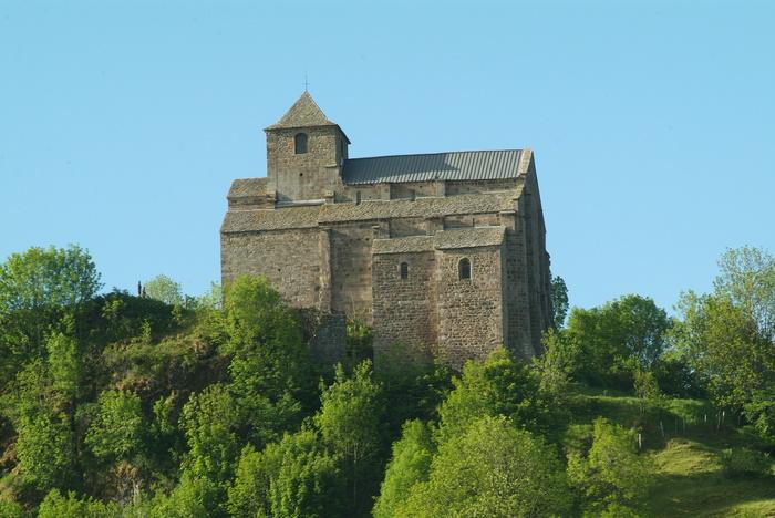 Journées du patrimoine 2020 - Visite guidée de l'église de Bredons