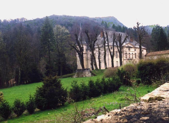 Journées du patrimoine 2020 - Visite du château caché