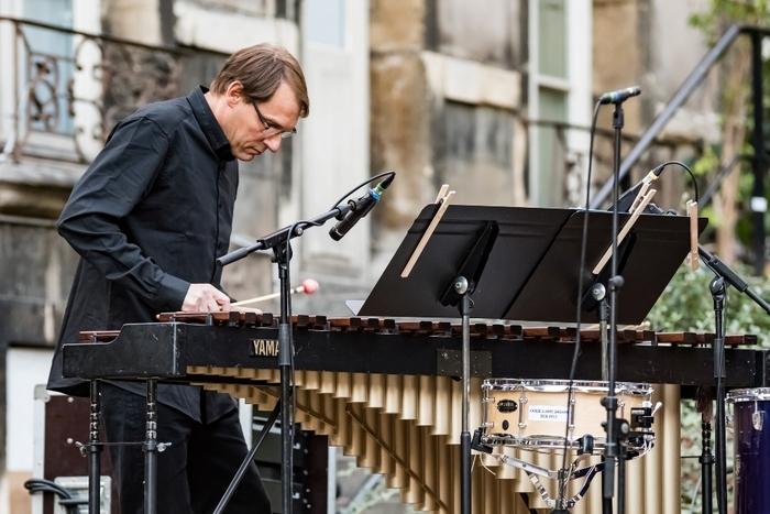 Nuit des musées 2019 -Récital de marimba : De Bach à aujourd'hui