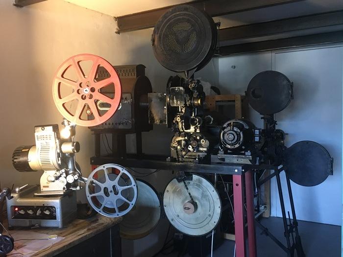 Journées du patrimoine 2020 - Projection de films en 35 mm, 16mm et 8 mm