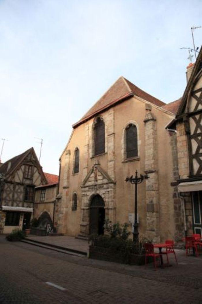 Journées du patrimoine 2020 - Visite commentée de l'Eglise Saint-Pierre à Montluçon