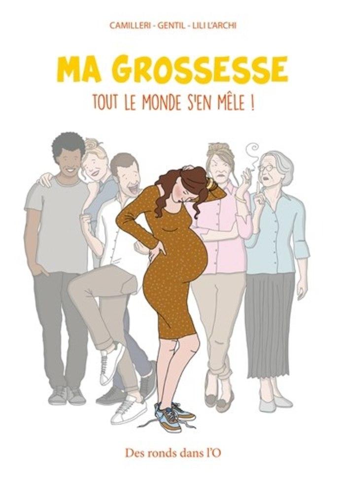 Les auteures ont pris un malin plaisir à décrire par des scénettes tous ces moments lors d'une grossesse, où l'enfer c'est les autres.