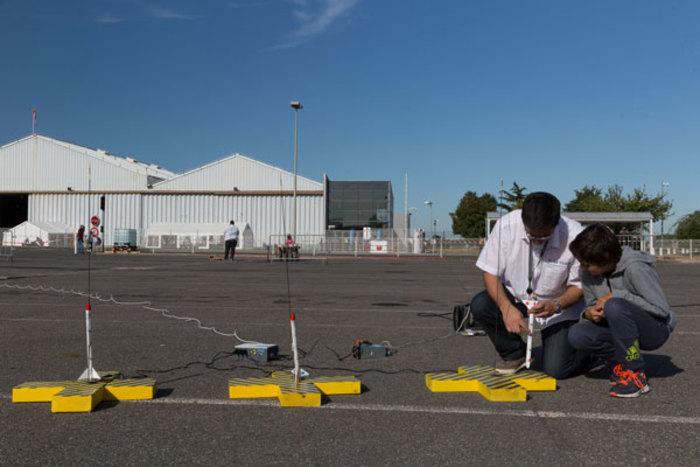 Journées du patrimoine 2019 - Atelier micro-fusées à poudre