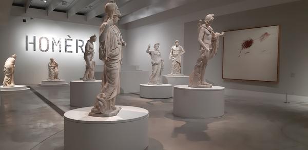 Nuit des musées 2019 -Visites flash Homère