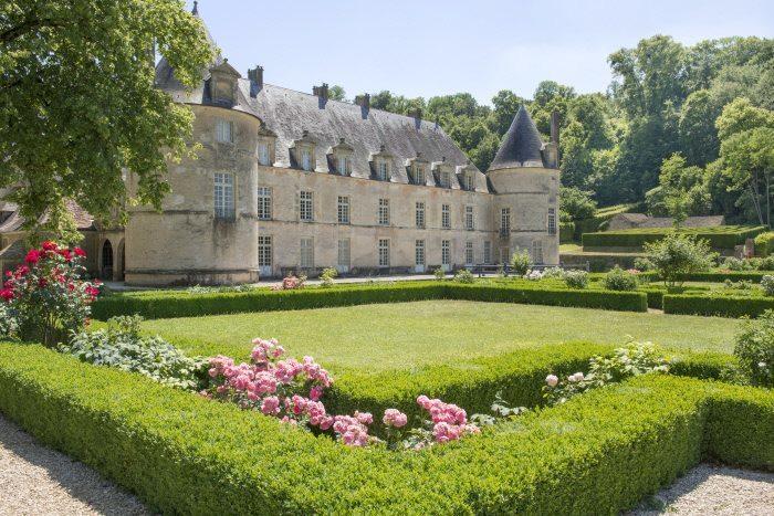 Journées du patrimoine 2019 - Visite des jardins du Château de Bussy-Rabutin