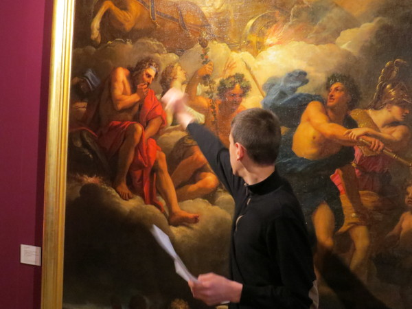 Nuit des musées 2019 -« La classe, l'œuvre. Du collège à l'Université, tous au musée ! »