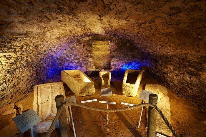 Journées du patrimoine 2020 - Visite du Crypte archéologique de Givrand