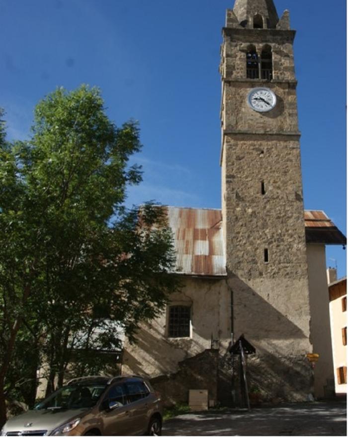 Journées du patrimoine 2020 - Visite de l'Église Notre-Dame de l'Annonciation de la Vachette