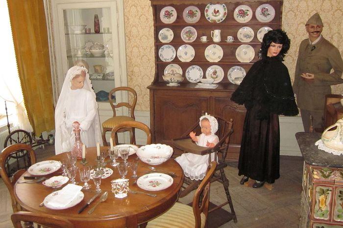 Journées du patrimoine 2020 - Visite du Musée Jean-Edouard