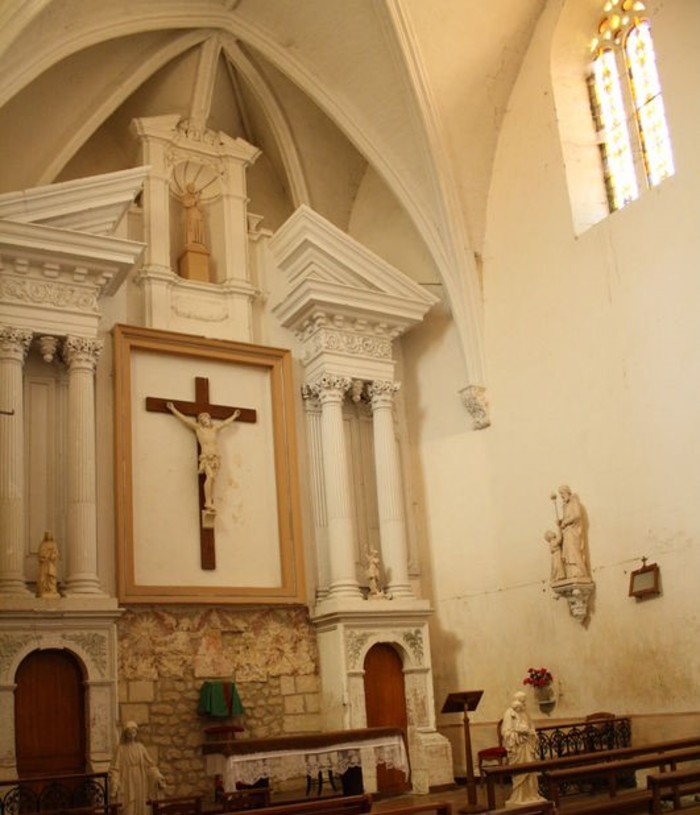 Journées du patrimoine 2020 - Découverte d'une chapelle du XVIIe siècle
