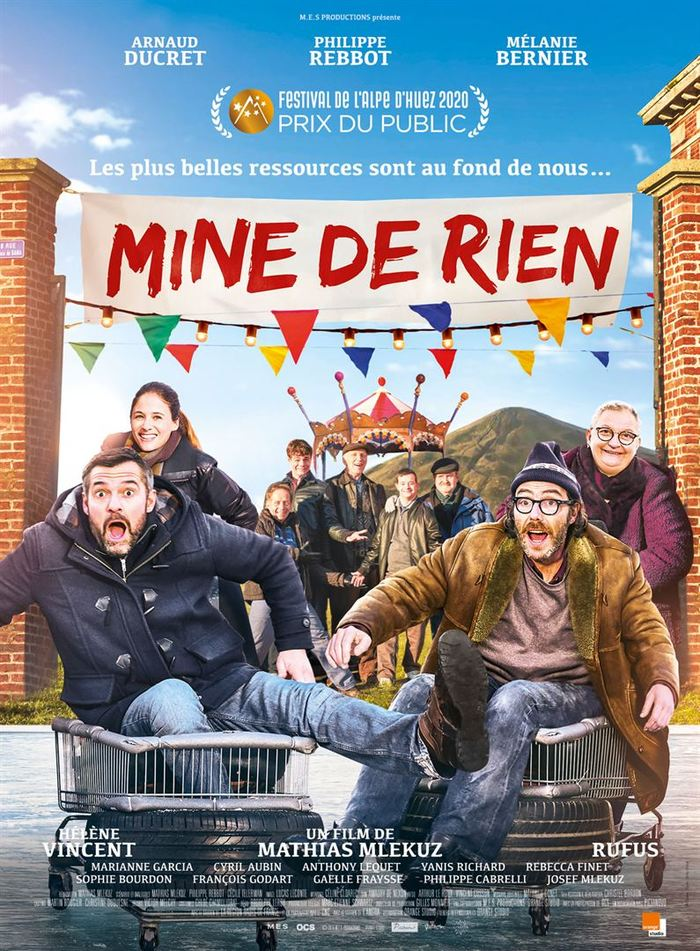 Comédie de Mathias Mlekuz avec Arnaud Ducret… - FRANCE - 2020 - 1H25