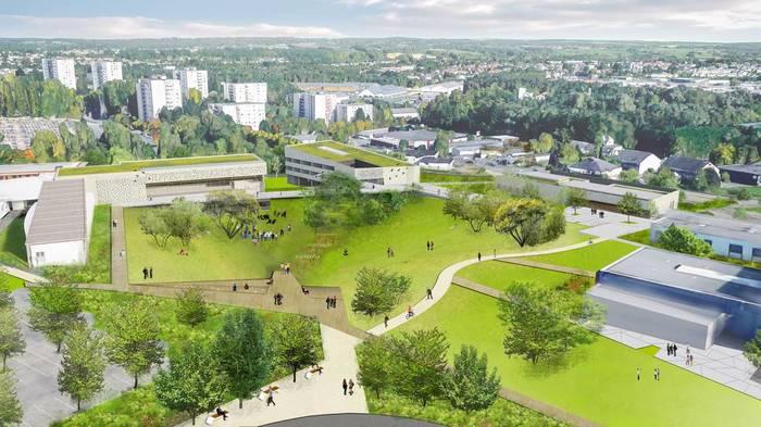 Journées du patrimoine 2020 - Visite guidée du campus Sup Ardenne