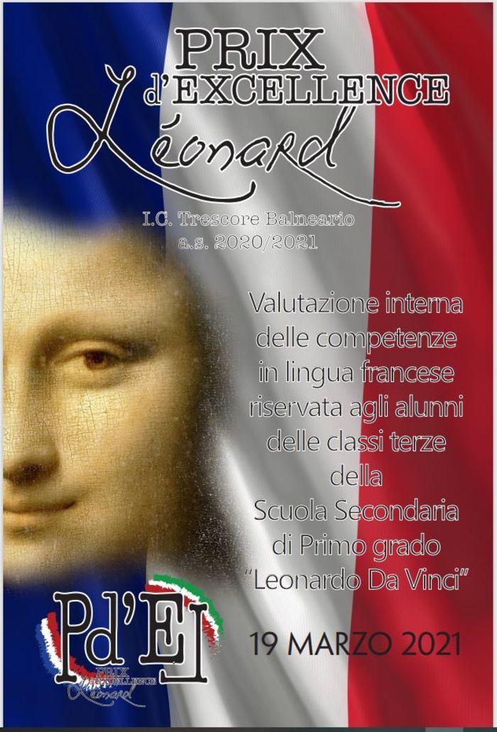 Cinquième édition du Prix d'Excellence Léonard