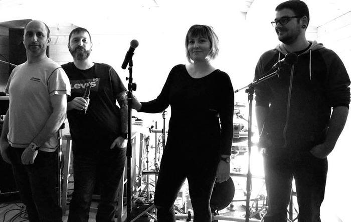 Fête de la musique 2019 - Les Gaston's, Satya et Les Œufs Léopards devant le studio de Meuse Fm